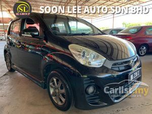 2014 Perodua Myvi 1.5 SE Hatchback