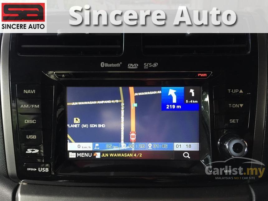 2013 Perodua Myvi SE Hatchback