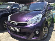 2011 Perodua Myvi 1.5 SE Hatchback SPECIAL EDITION 1 LADY OWNER TIP TOP CONDITION