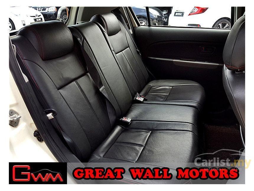 2009 Perodua Myvi SE Hatchback