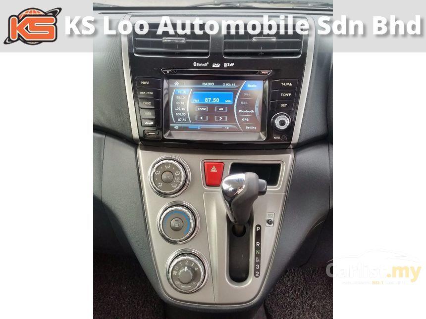 2012 Perodua Myvi SE Hatchback