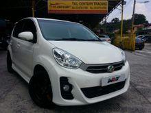 ORIGINAL SE EDITION -- 2013 Perodua Myvi 1.5 SE Hatchback (A)