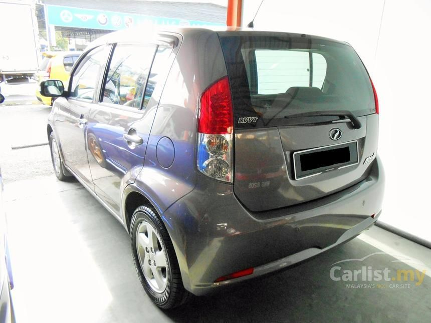 2009 Perodua Myvi SX Hatchback