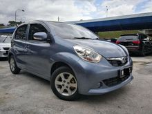 2013 Perodua Myvi 1.3 SXi Hatchback MANUAL FULL SERVICE RECORD UNTIL TODAY
