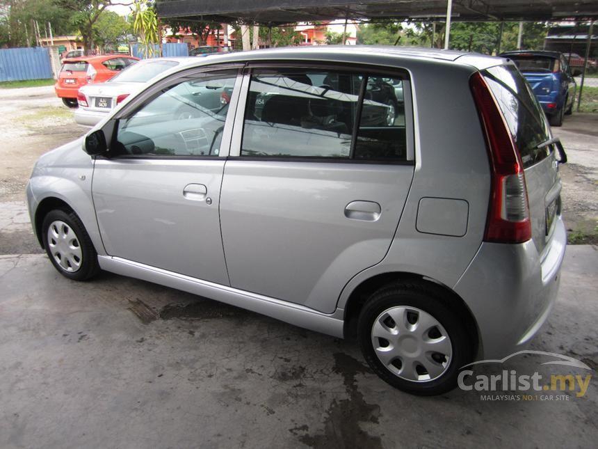 2010 Perodua Viva EZ Hatchback