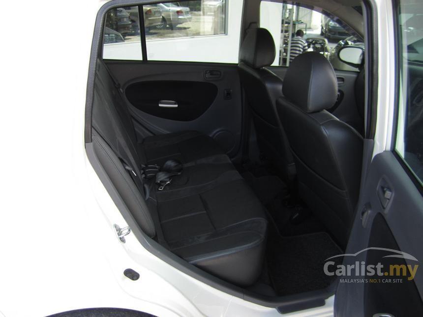 2011 Perodua Viva EZL Hatchback