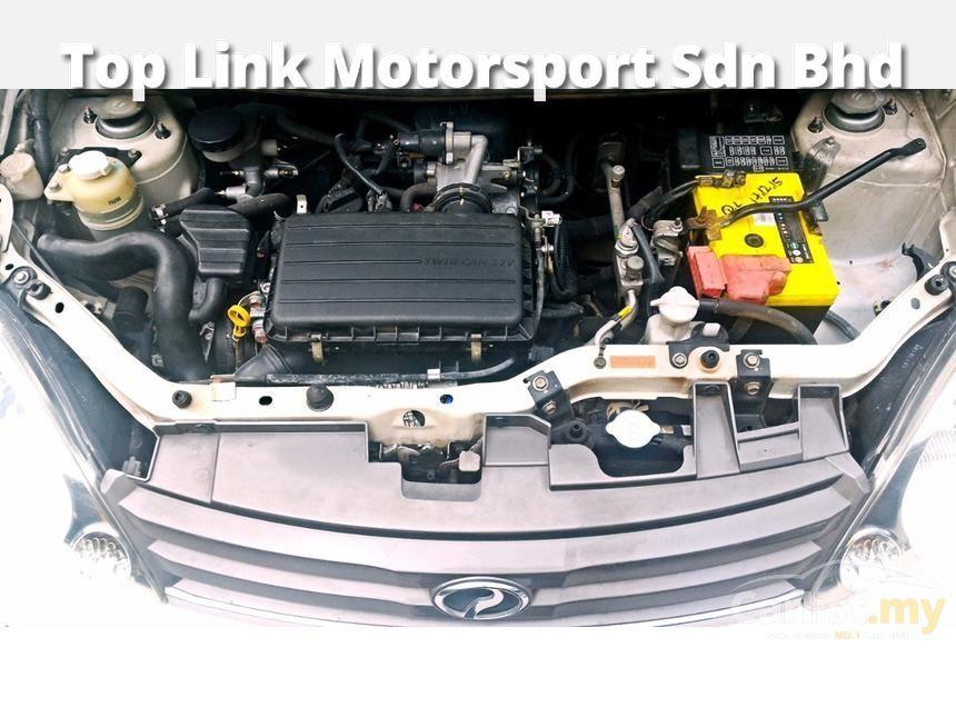 2012 Perodua Viva EZL Hatchback
