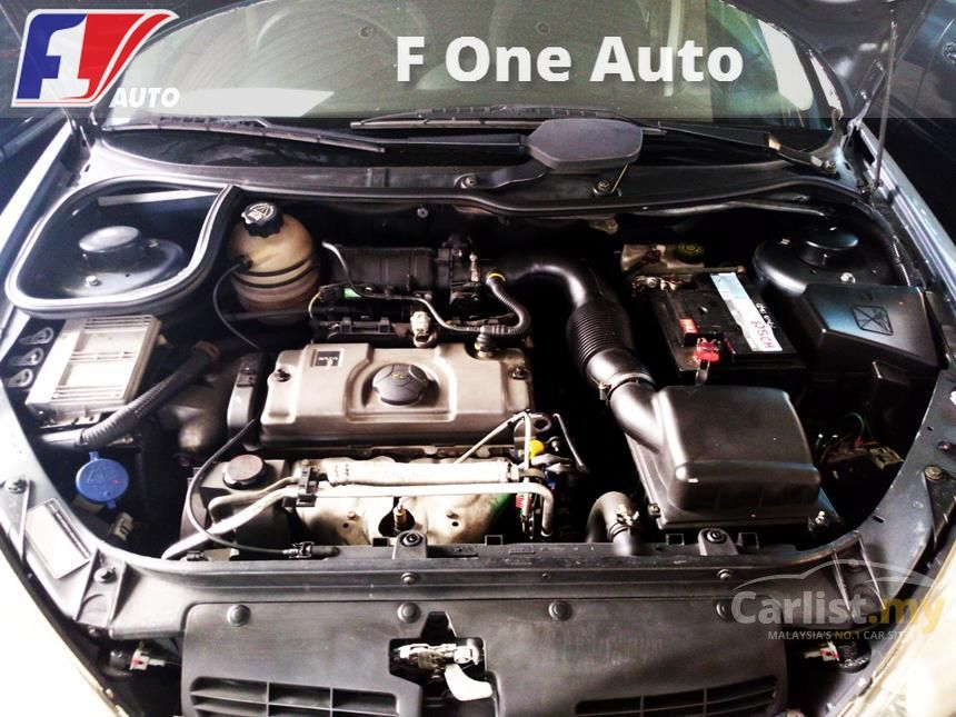 2008 Peugeot 206 Hatchback