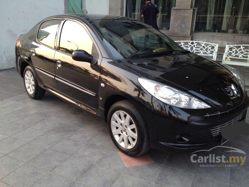 peugeot 207 2011 1.6 in kuala lumpur automatic sedan black for rm