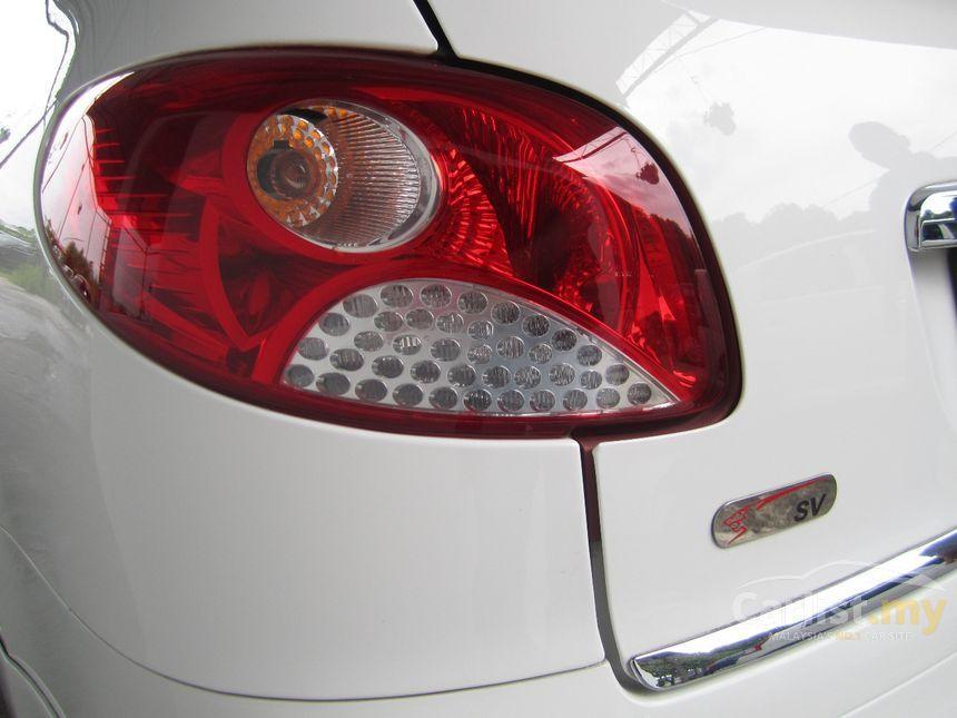 2011 Peugeot 207 SV Sedan