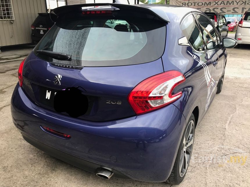 2018 peugeot 208. unique 2018 2013 peugeot 208 allure hatchback on 2018 peugeot