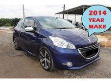 2014 Peugeot 208 1.6 2 Door Mileage 40k Only --Must View --