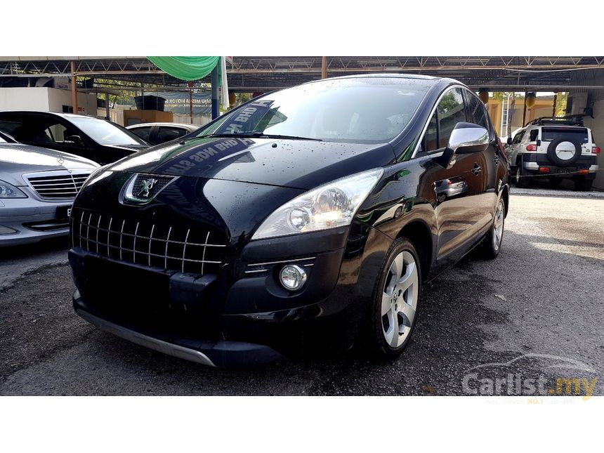 Peugeot In Kuala Lumpur Automatic Suv Black For Rm