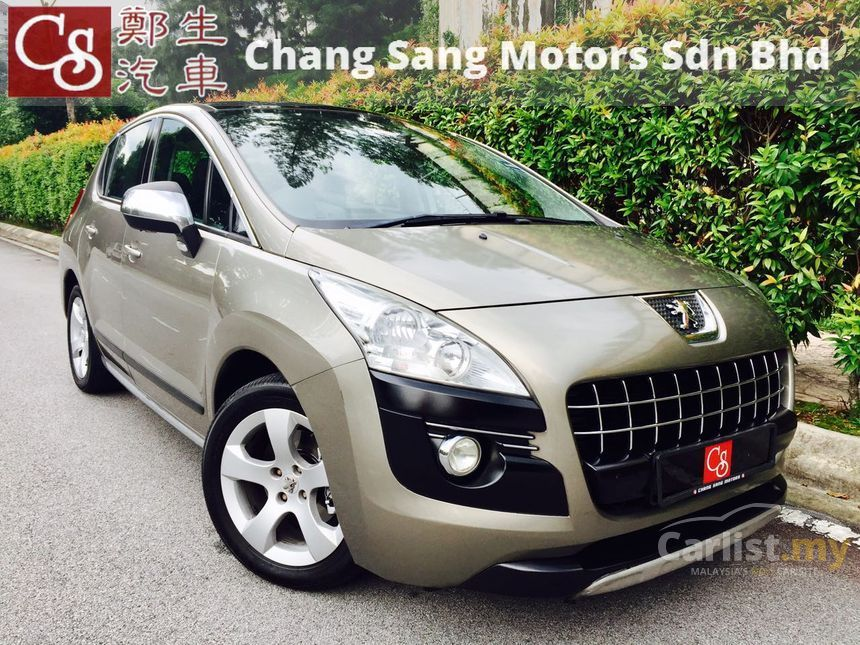 Peugeot In Kuala Lumpur Automatic Suv Grey For Rm