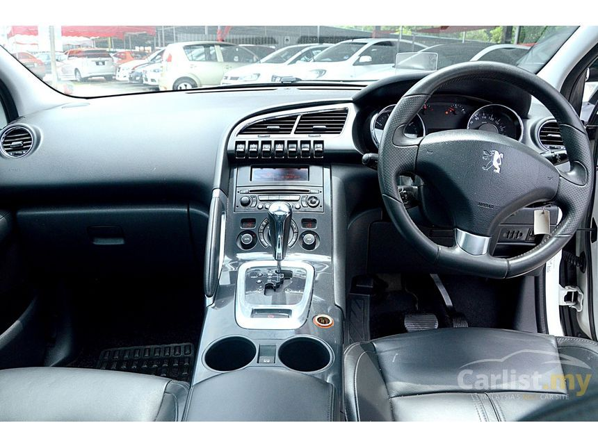 Peugeot In Perak Automatic Suv White For Rm