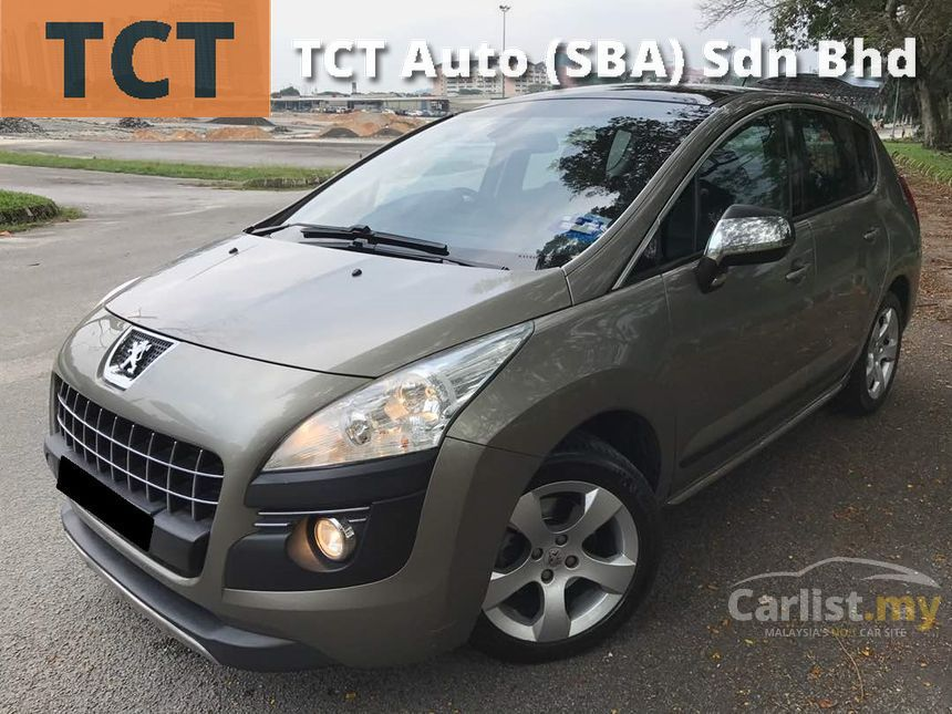 Peugeot In Selangor Automatic Suv Grey For Rm