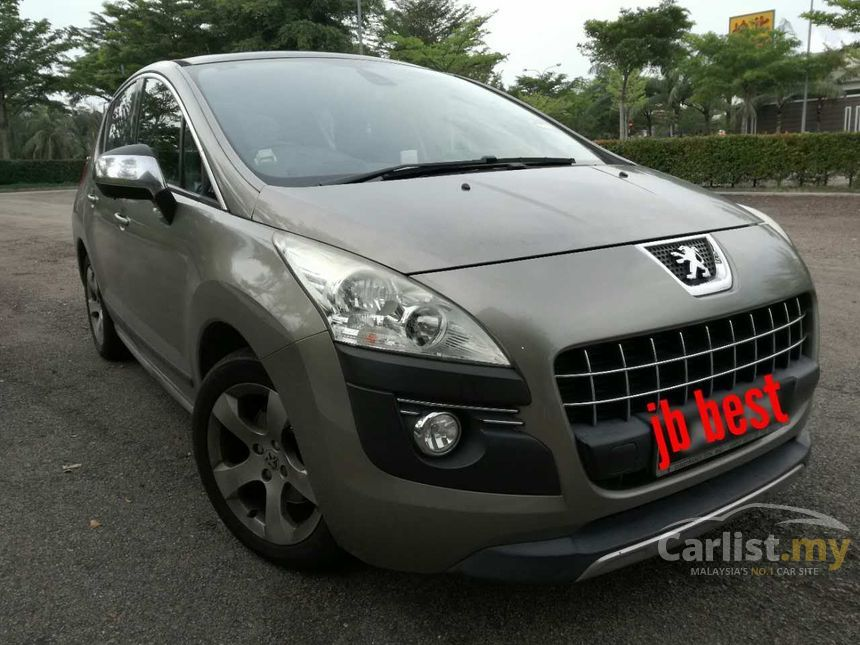 peugeot 3008 2011 1 6 in johor automatic suv grey for rm 36 500 3763045. Black Bedroom Furniture Sets. Home Design Ideas
