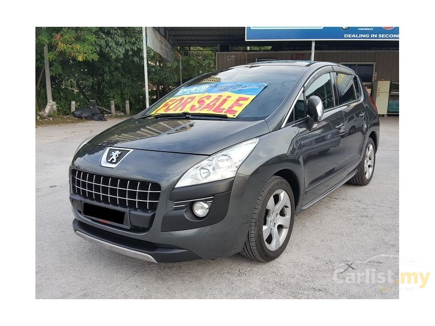 peugeot 3008 2010 1 6 in kuala lumpur automatic suv black for rm 34 800 3768706. Black Bedroom Furniture Sets. Home Design Ideas