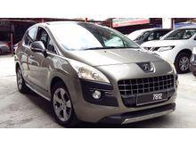 2013 Peugeot 3008 1.6 (A) Full Service UWarranty
