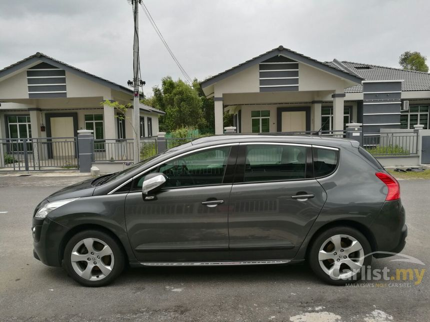 peugeot 3008 2011 1 6 in kuala lumpur automatic suv grey for rm 42 000 3495599. Black Bedroom Furniture Sets. Home Design Ideas