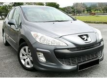 2011 Peugeot 308 1.6 (A) TIP TOP LIKE NEW