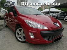 2012 Peugeot 308 1.6 (A) Panoramic Hatchback