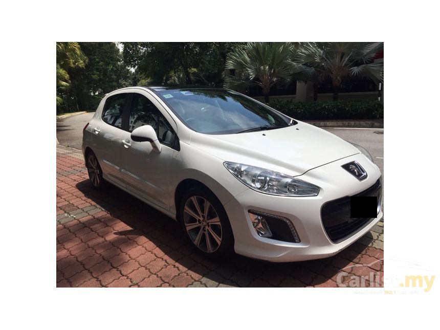Peugeot 308 2014 Griffe 1.6 in Selangor Automatic ...