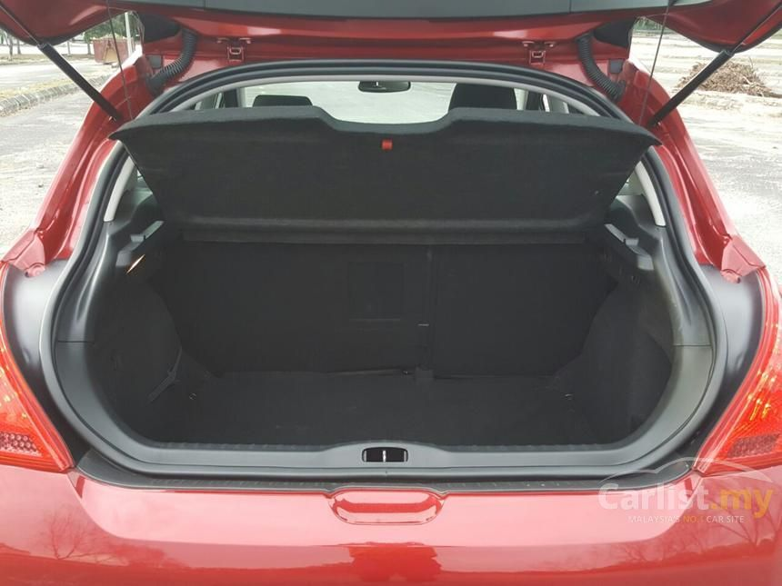 2011 Peugeot 308 Hatchback