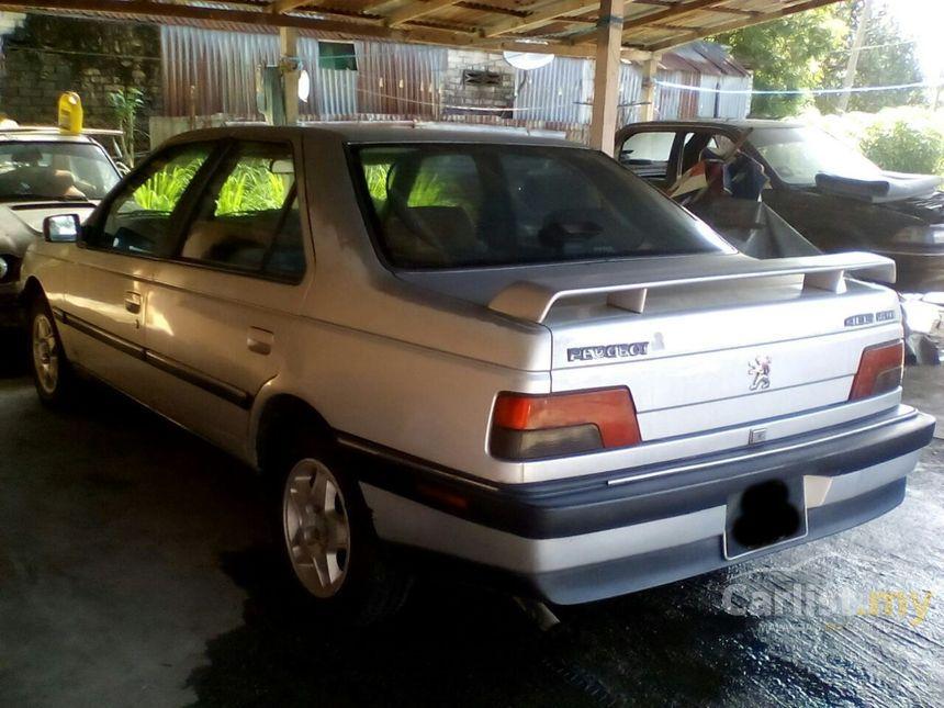 peugeot 405 1994 sri 2 0 in perak manual sedan silver for