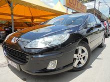2007 Peugeot 407 2.0 Evente  - 0 DOWN PAYMENT - FULL LOAN - JUST DRIVE AND NO REPAIR