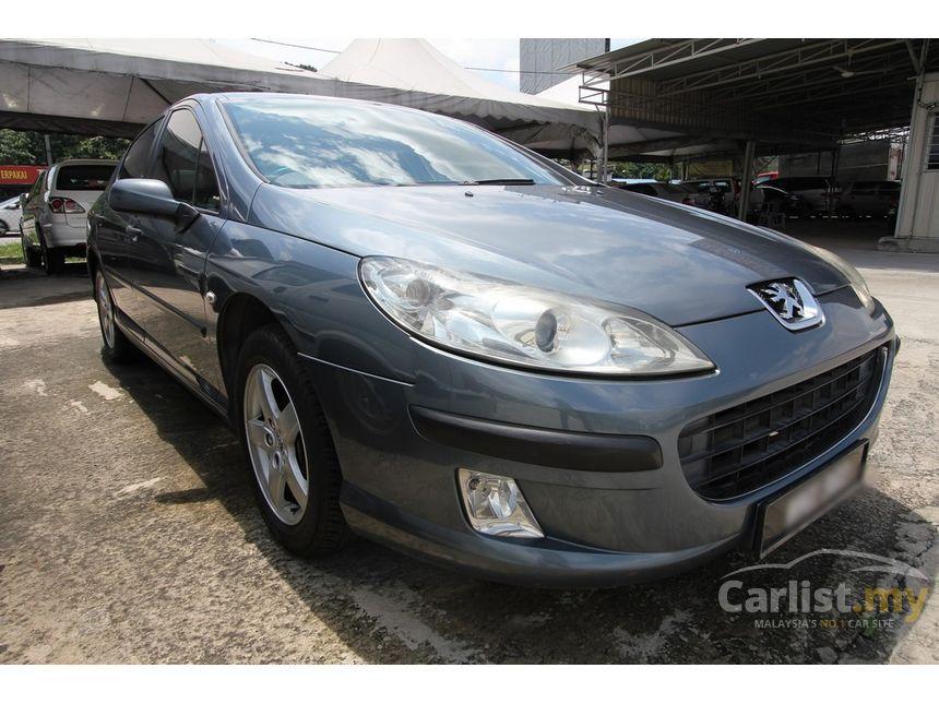 Peugeot 407 2005 2.0 in Selangor Automatic Sedan Silver for RM ...