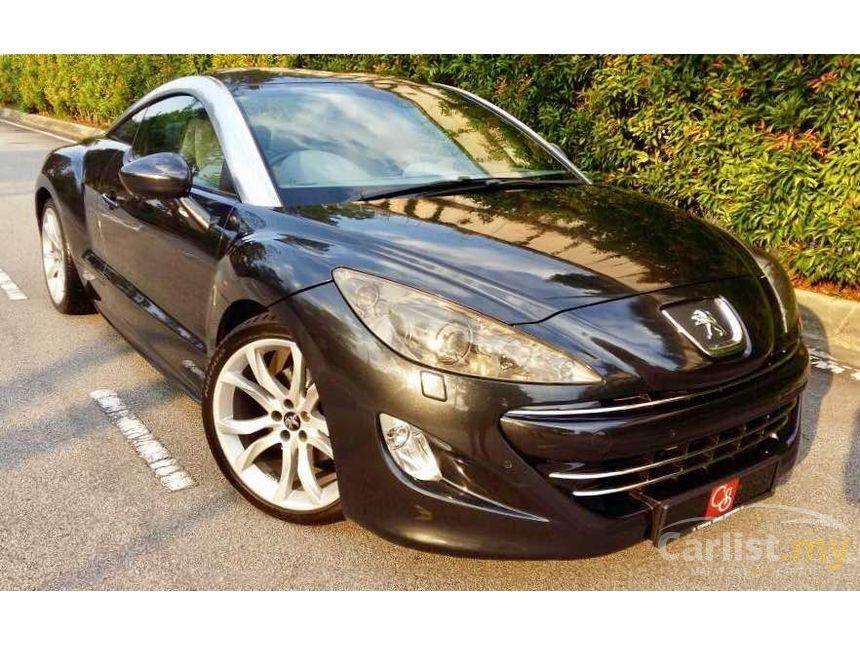 Peugeot Rcz 2012 1 6 In Kuala Lumpur Automatic Coupe Black