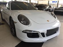 2014 Porsche 911 3.8 Carrera 4S Convertible Full Bodykit