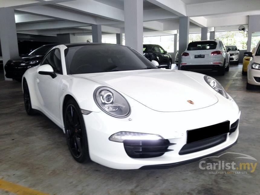 2014 porsche 911 carrera 4s coupe - 911 Porsche 2014