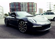 2012 Porsche 911 3.8 Carrera S Coupe