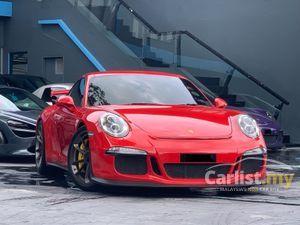 2014 Porsche 911 3.8 GT3 Coupe Local car