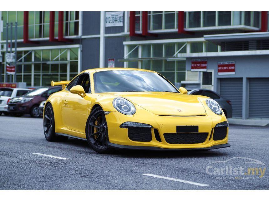 2015 porsche 911 gt3 coupe - 2015 Porsche 911 Coupe