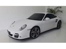 2011 Porsche 911 3.8 PDK Turbo Coupe (997)
