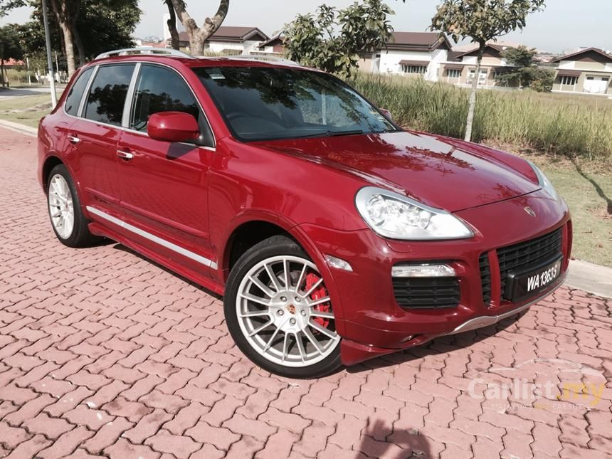 porsche cayenne 2009 gts 4 8 in selangor automatic suv red for rm 175 800 2631671. Black Bedroom Furniture Sets. Home Design Ideas