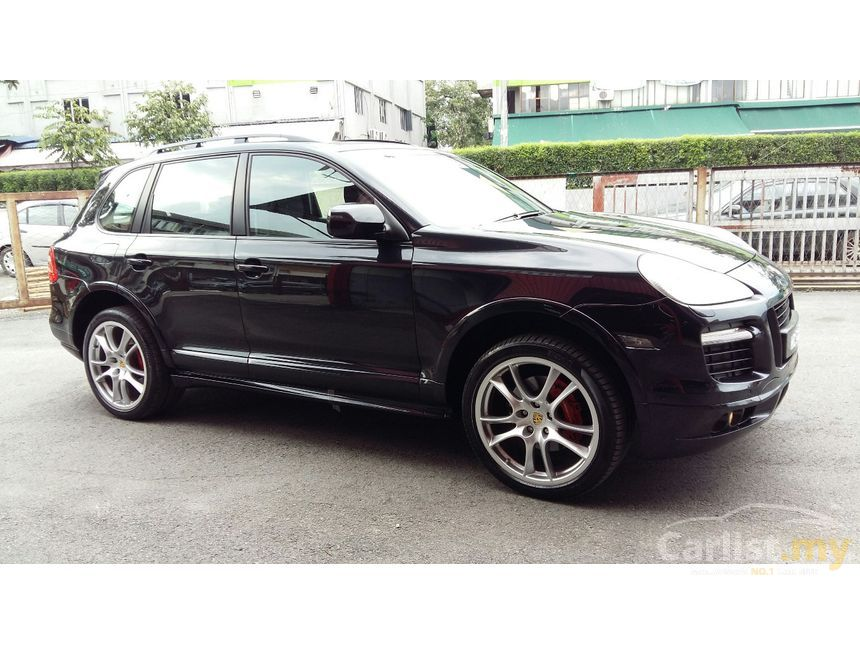 porsche cayenne gts 2008 in selangor automatic black for rm 138 000 3269236. Black Bedroom Furniture Sets. Home Design Ideas