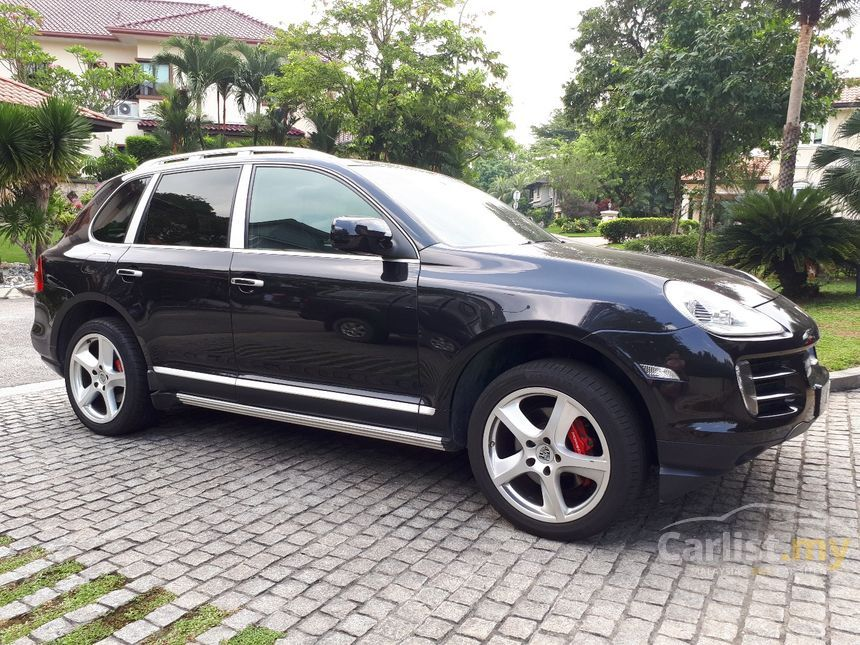 porsche cayenne 2007 s 4 8 in selangor automatic suv black for rm 115 000 3856327. Black Bedroom Furniture Sets. Home Design Ideas