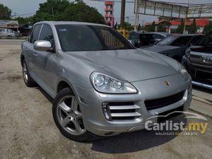 2008 2010 PORSCHE CAYENNE 3.6 V6 TURBO CBUNEW FACELIFT PORSCHE MALAYSIA CAR