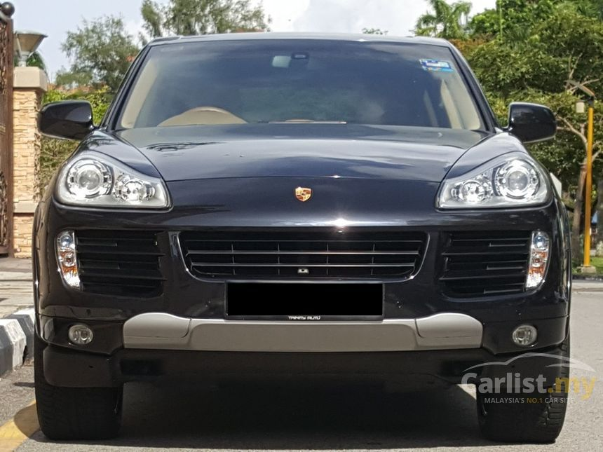 porsche cayenne 2008 3 6 in penang automatic suv black for. Black Bedroom Furniture Sets. Home Design Ideas
