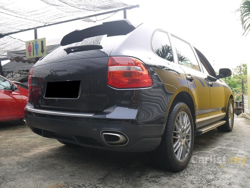 Porsche Cayenne 2008 3 6 In Kuala Lumpur Automatic Suv Black For Rm 146 888 2554091 Carlist My