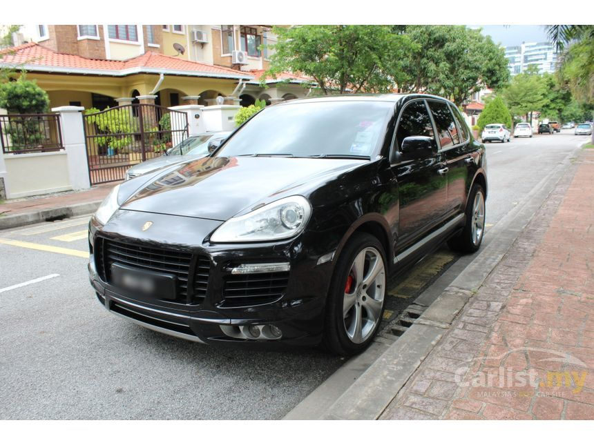 porsche cayenne 2008 3 6 in selangor automatic suv black. Black Bedroom Furniture Sets. Home Design Ideas
