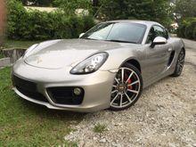 2013 Porsche Cayman 3.4 S Coupe