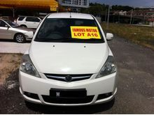 Proton Exora 1.6 CPS Hight Line Auto MPV.1 Lady Owner,DVD,Leather Seats,Tip Top Condition......