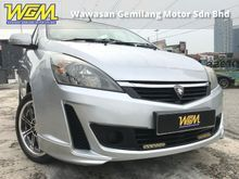 2013 Proton Exora 1.6  MPV (A) FULL SPEC # DVD REVERSE CAMERA PLAYER # UNDER WARRANTY # FULLON # NEGOTIABLE PRICE # FREE GIFT