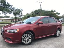 2012 Proton Inspira 1.8 E (AT) M.Lancer Bodykit