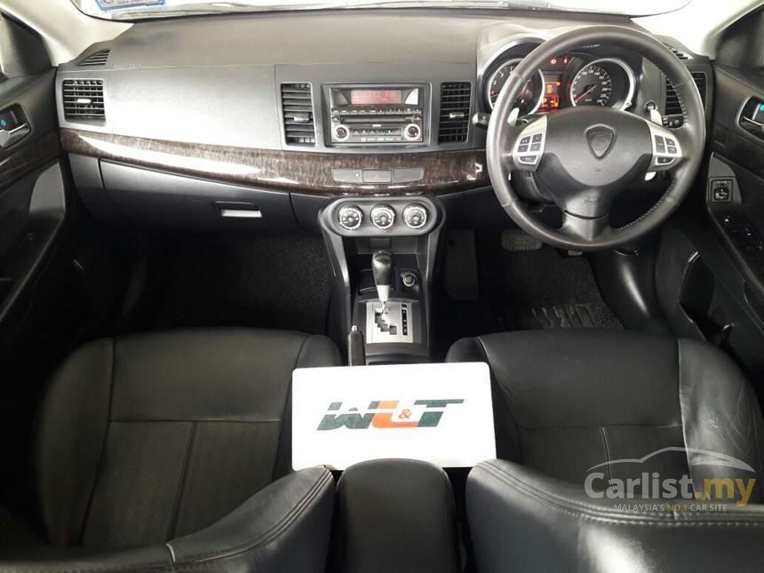 2013 Proton Inspira Premium Sedan